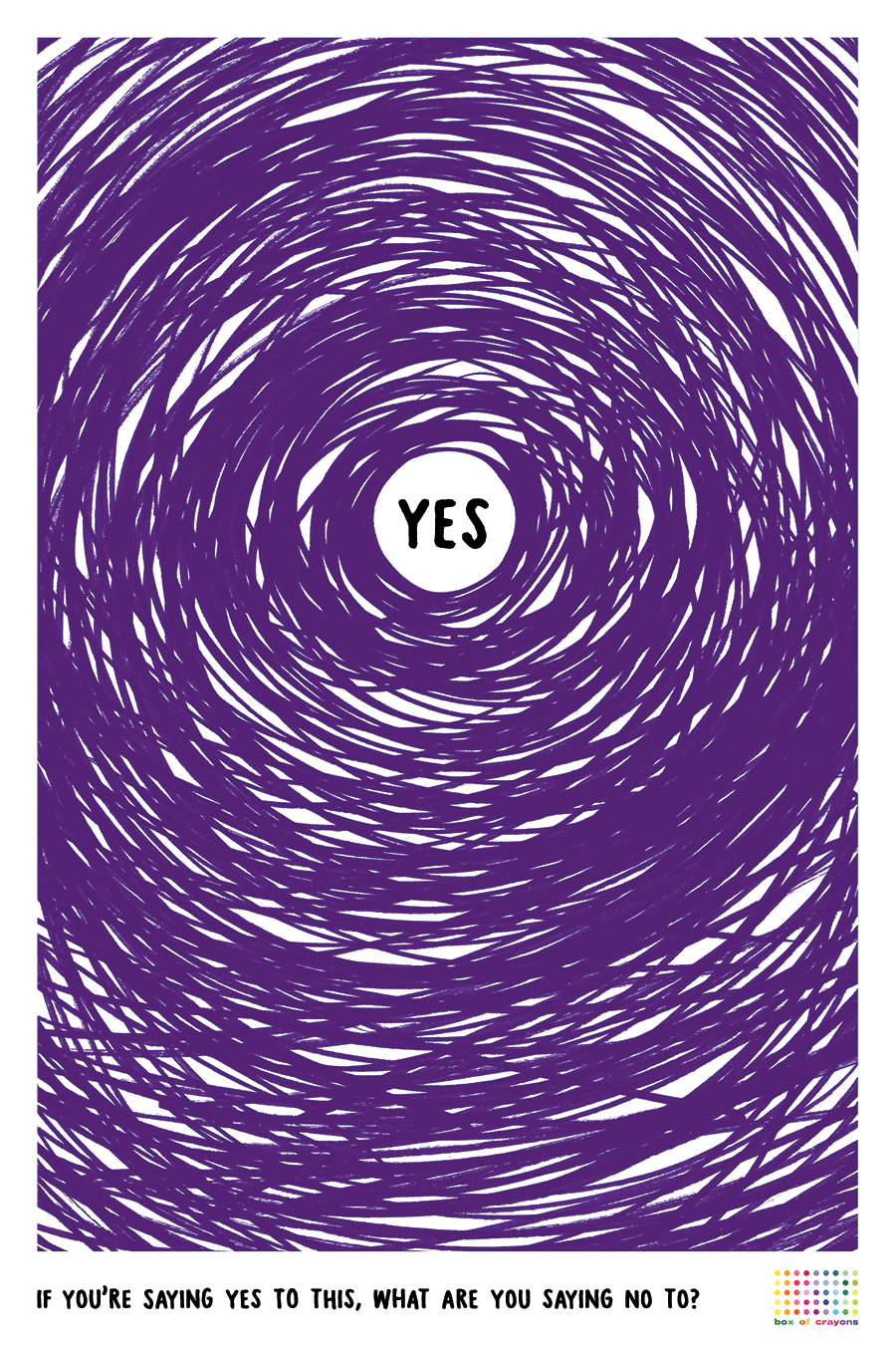 6 What are you saying Yes to